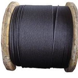 Bright Wire Rope Spool